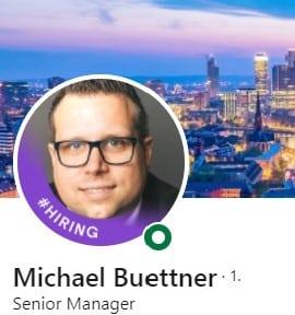 Change ist soft Gesprächspartner Michael Büttner